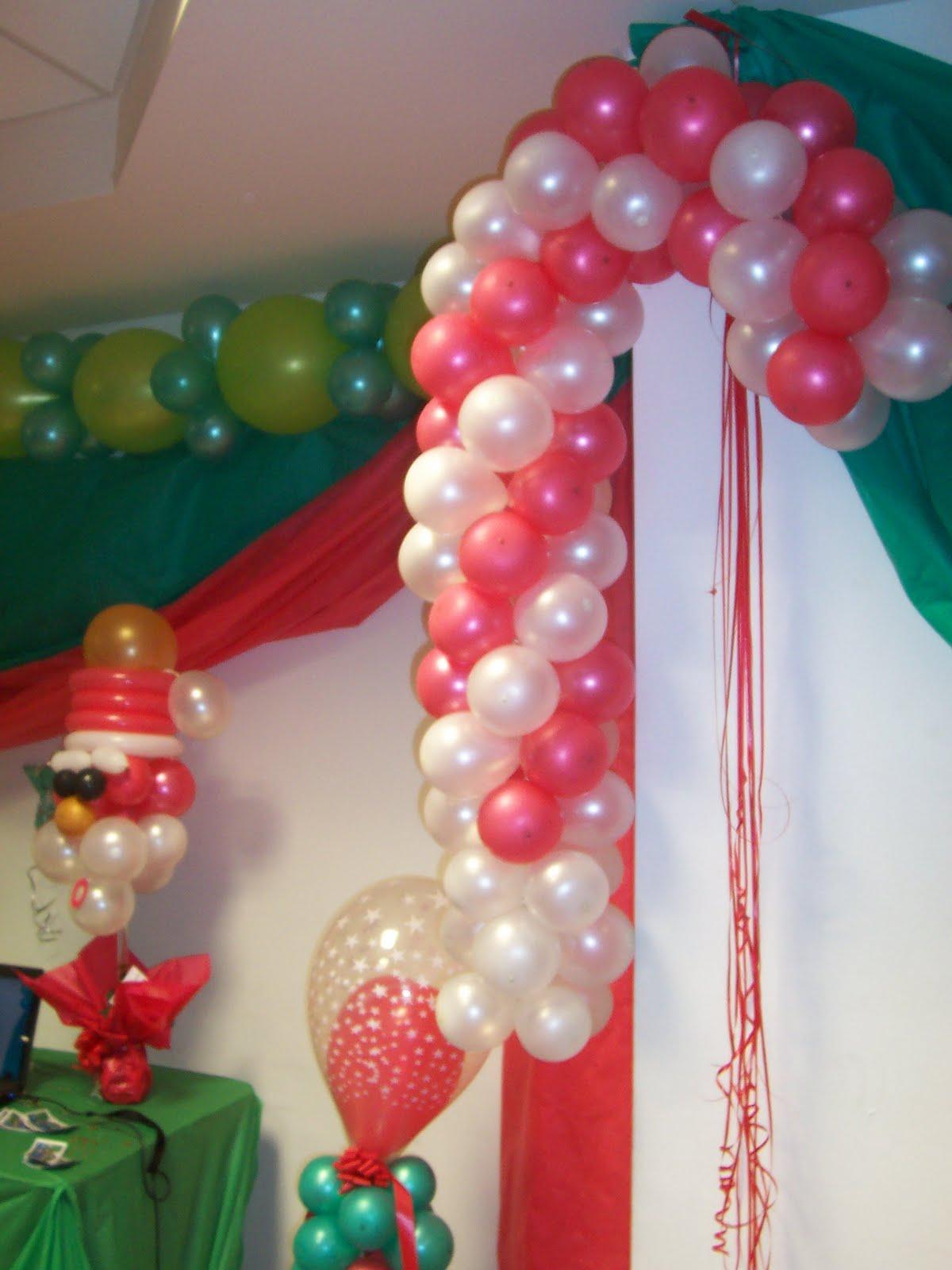 Ornamentaci n con globos Ornamentacion con globos
