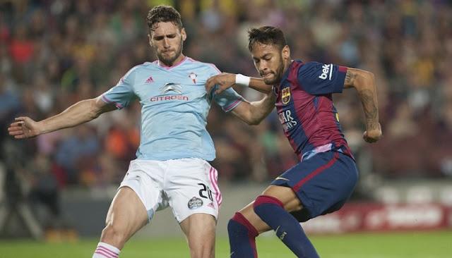 Celta Vigo vs Barcelona en vivo