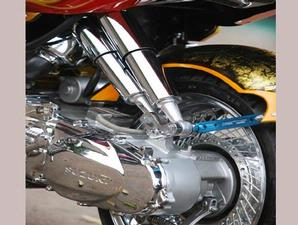 SUZUKI SKYWAVE MODIFIKASI | Kumpulan Modifikasi Motor | Info Terbaru