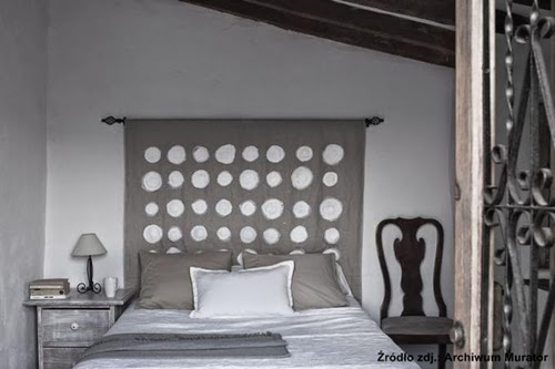 Pozytywny Design Zagłówek łóżka Inspiracje
