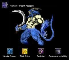 Rikimaru - The Stealth Assassins