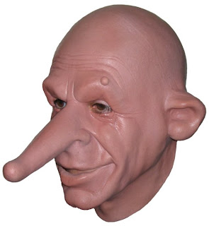 Funny Big Nose