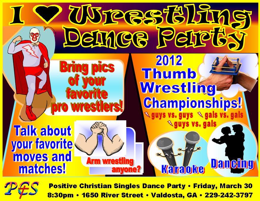 Christian singles dance CHRISTIAN SINGLES CLUBS - The Party Hotline
