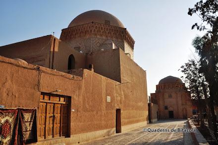 pressó ALexandre Magne, Yazd, Iran
