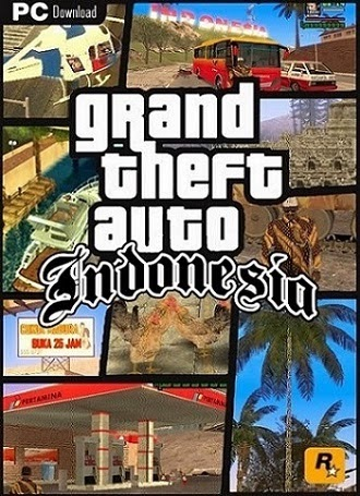 GTA San Andreas Versi Indonesia