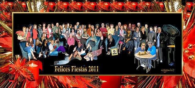 Tarjeta navideña 2011