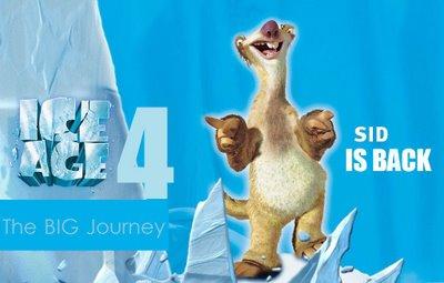 Phim Kỷ Băng Hà 4 -  Ice Age 4 Full : Continental Drift 2012