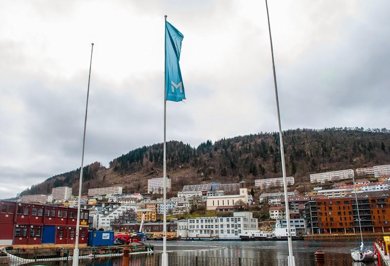 Bergen docks