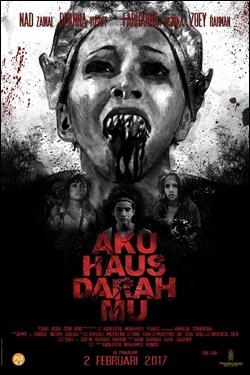 2 FEBRUARI 2017 -AKU HAUS DARAH MU (Malay)