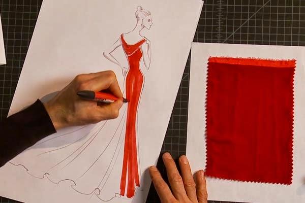 online fashion courses