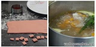 Cách làm chè bô bô cha cha thơm ngon mát lạnh3