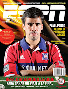 . Pardo graces the cover of the new edition of ESPN Deportes magazine.
