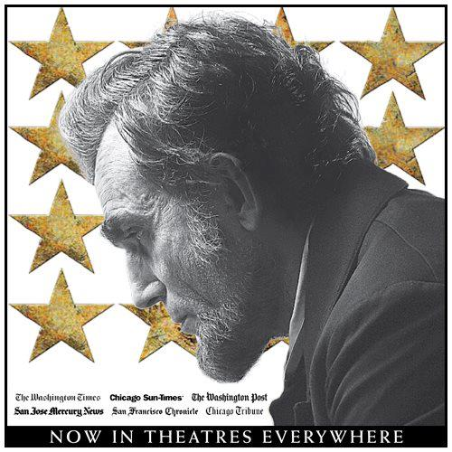 """""""Lincoln"""" movie- awesome!"""