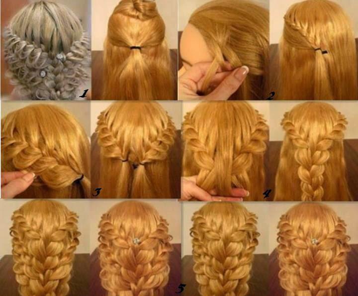Women Hair Style Tutorials #43..