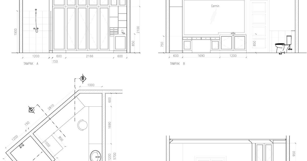Architecture civil engineering wic menyatu dengan kamar - Apa itu walk in closet ...