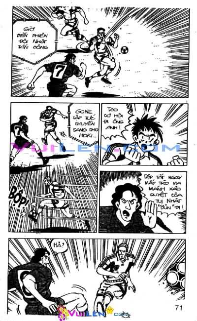Jindodinho - Đường Dẫn Đến Khung Thành III Tập 66 page 70 Congtruyen24h