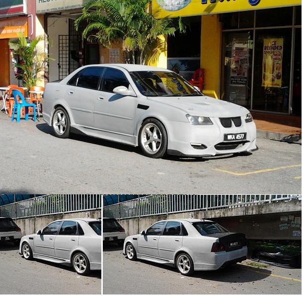 WAJA MACAM BMW  converted