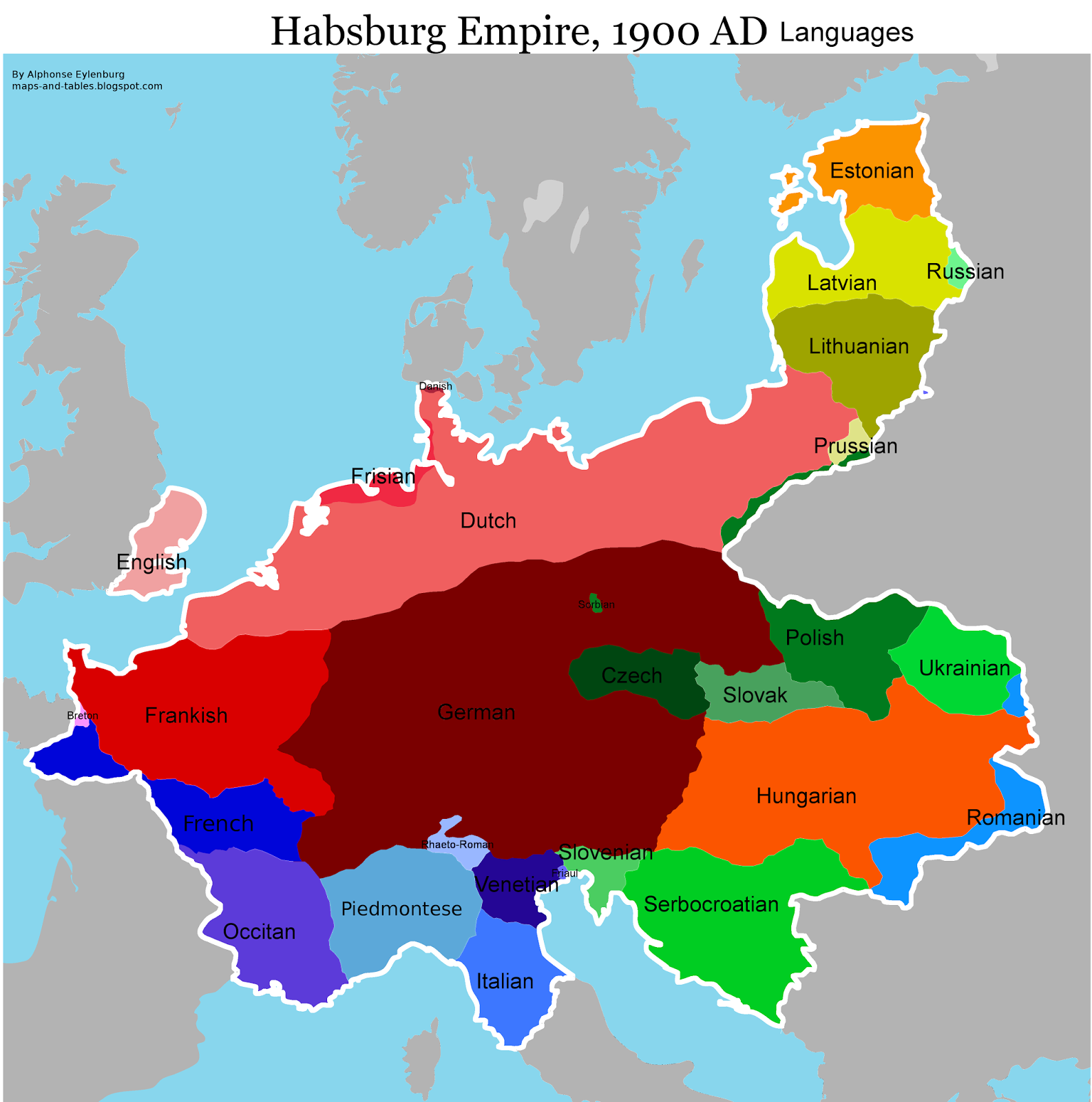 was the habsburg empire on the A history of the rise to power and eventual decline of the habsburg empire the habsburgs: dynasty, culture and politics by paula sutter fichtner.