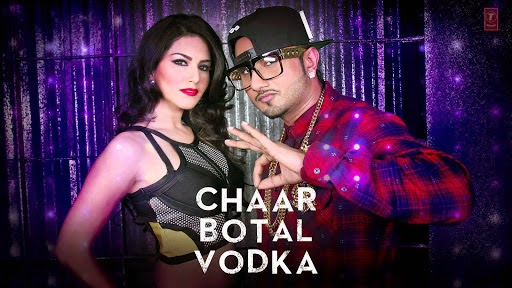 YO YO Honey Song Singh Chaar Botal Vodka With sunny leone