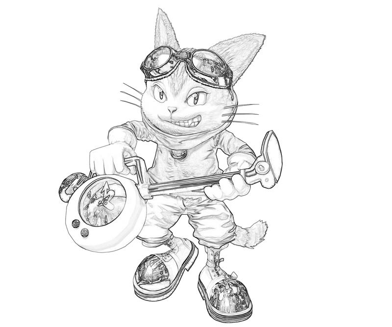 printable-blinx-blinx-character_coloring-pages