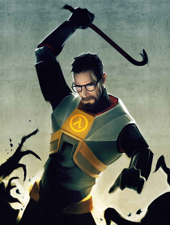 gordon freeman half life - photo #3