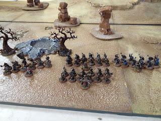 The Hobbit SBG - Dwarf army