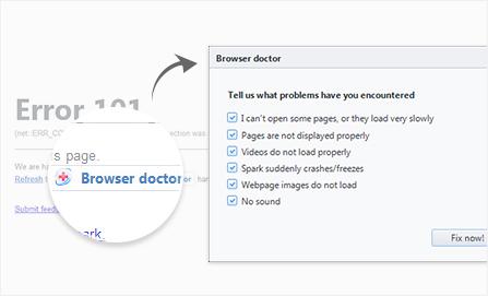 Baidu Spark Browser - Browser Powerfull dengan Basis Chromium