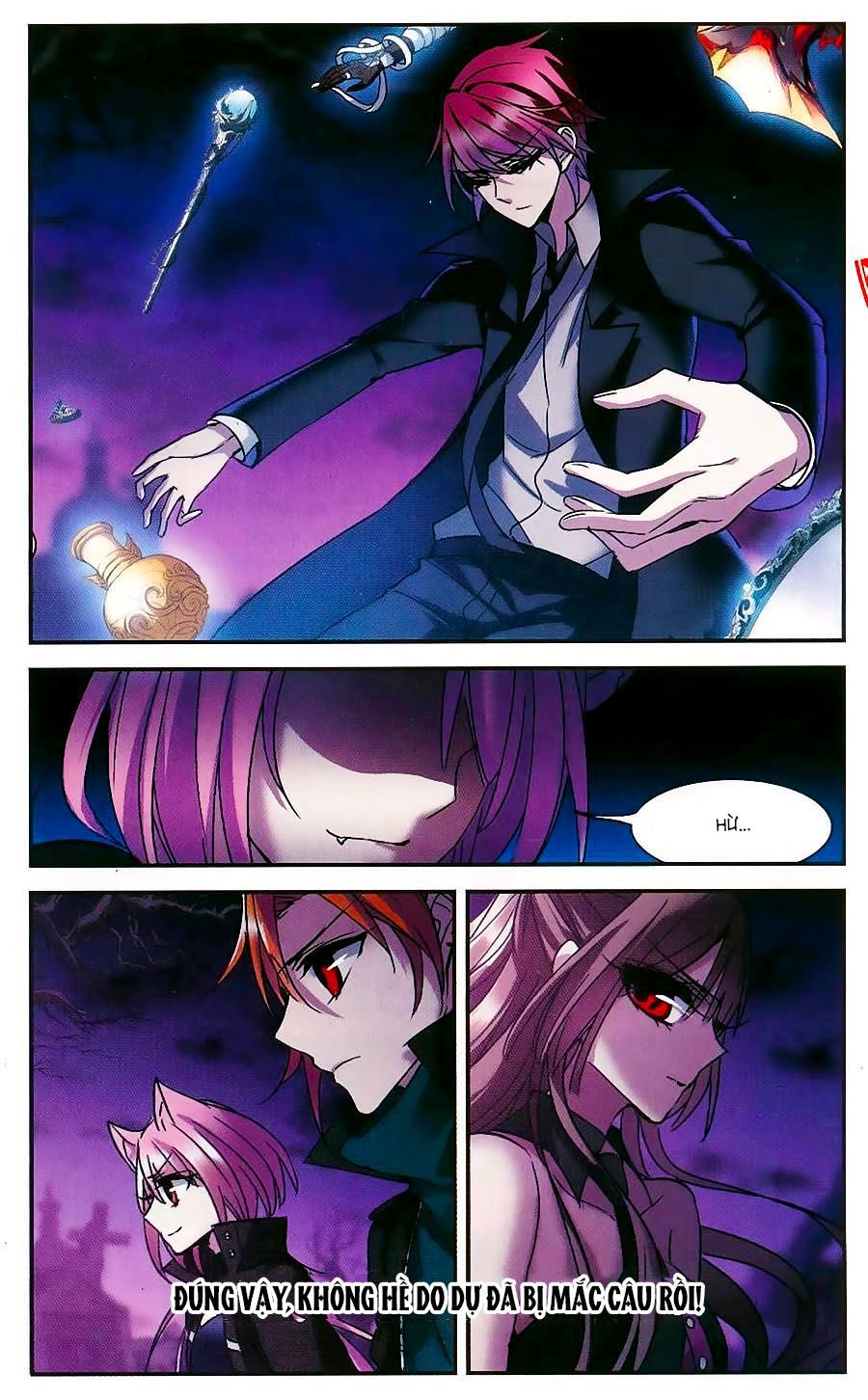 Huyết Tộc Cấm Vực chap 74 page 10 - IZTruyenTranh.com