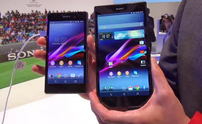 Sony rumored to be testing the Android 4.4 KitKat on Xperia Z1 and Xperia Z Ultra