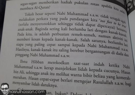 4 Tips Didik Anak Mengikut Sunnah Rasulullah S A W 2