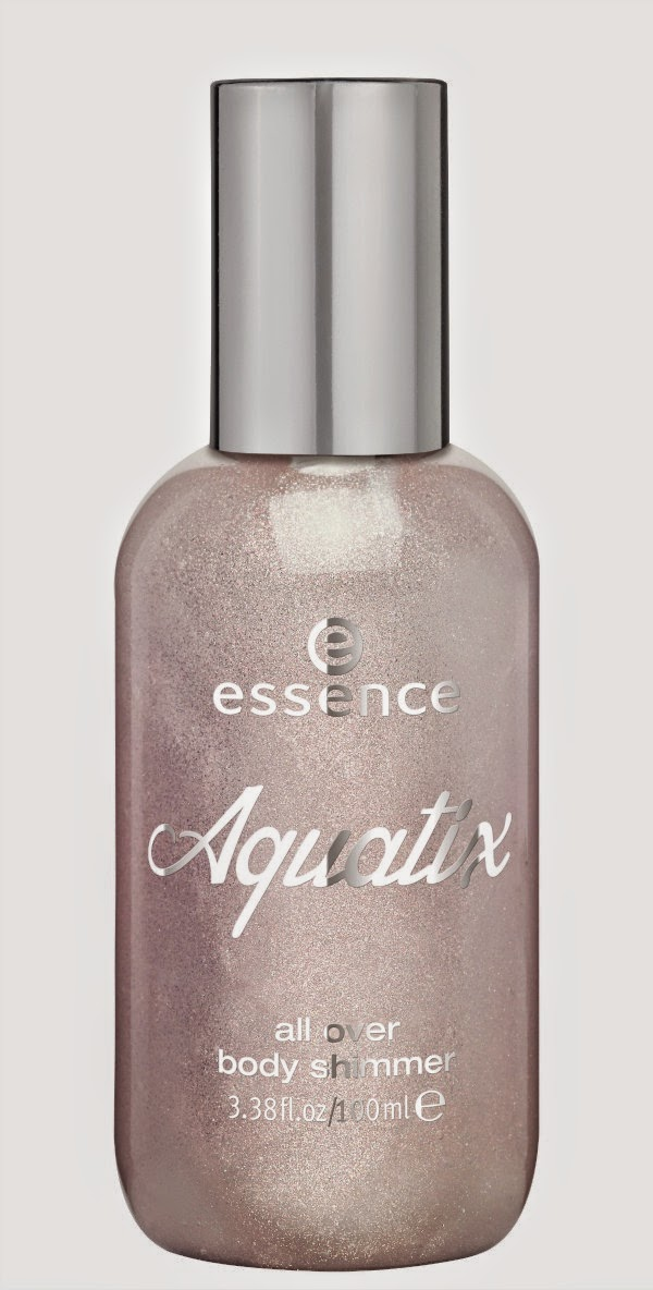 essence aquatix – all over body shimmer