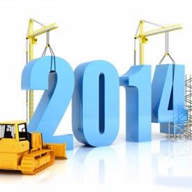 postingan Display Picture BBM (DP BBM) Ucapan Tahun Baru 2014