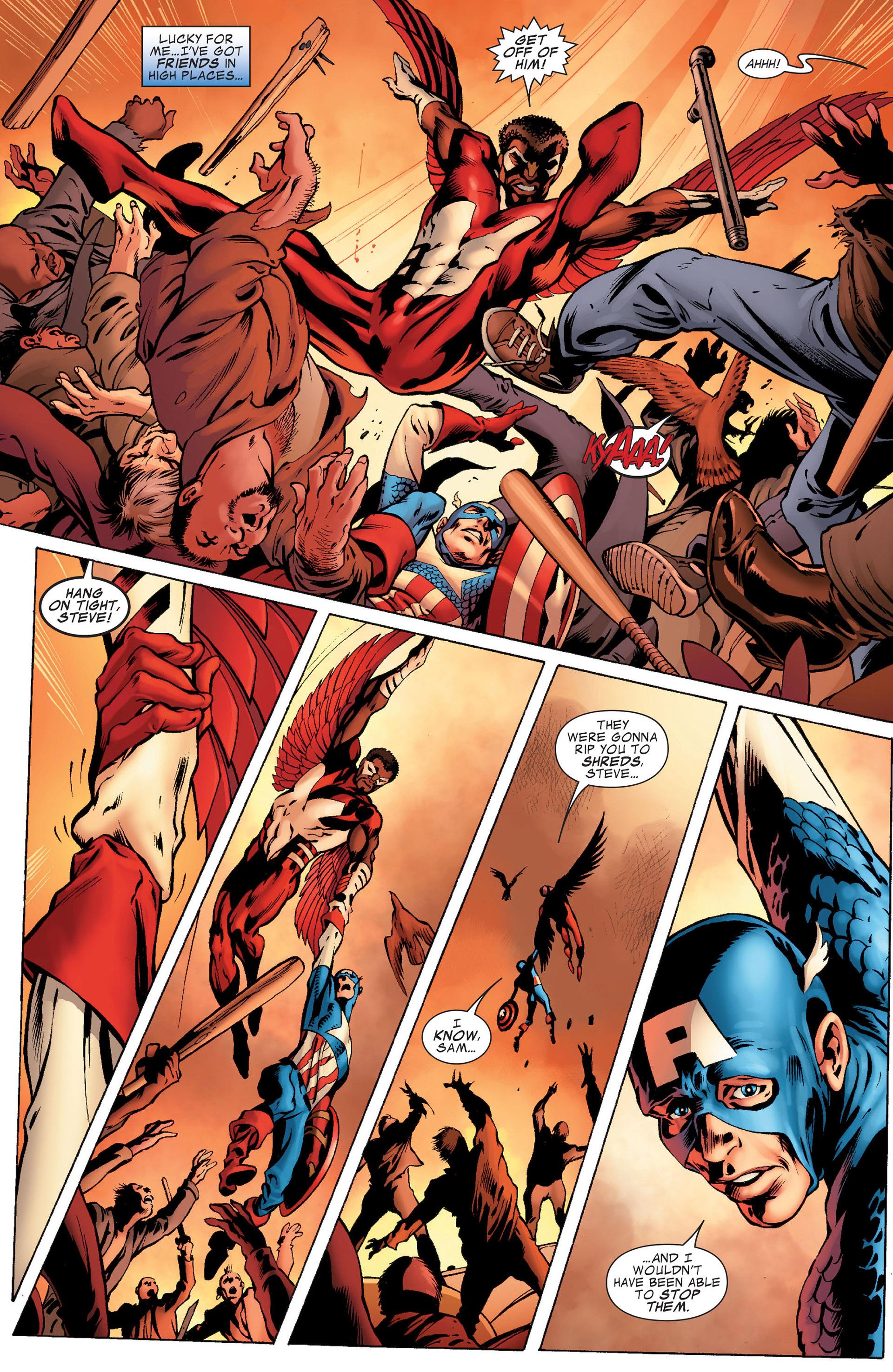 Captain America (2011) Issue #8 #8 - English 12