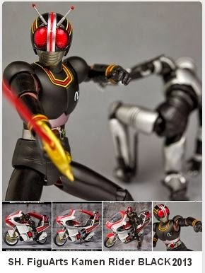 SH. FiguArts Kamen Rider BLACK Renewal Ver