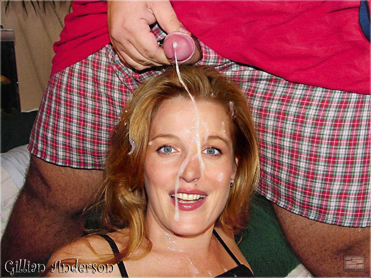 Gillian anderson porn torrent