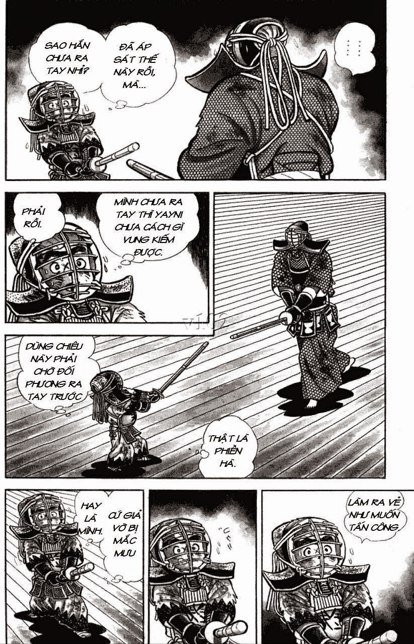 Siêu quậy Teppi chap 131 - Trang 26