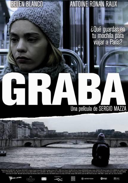 Graba, de Sergio Mazza