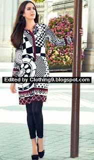 Gul Ahmed 2015 Winter Collection With Price Vol-1