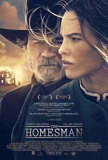 Watch The Homesman (2014) movie free online