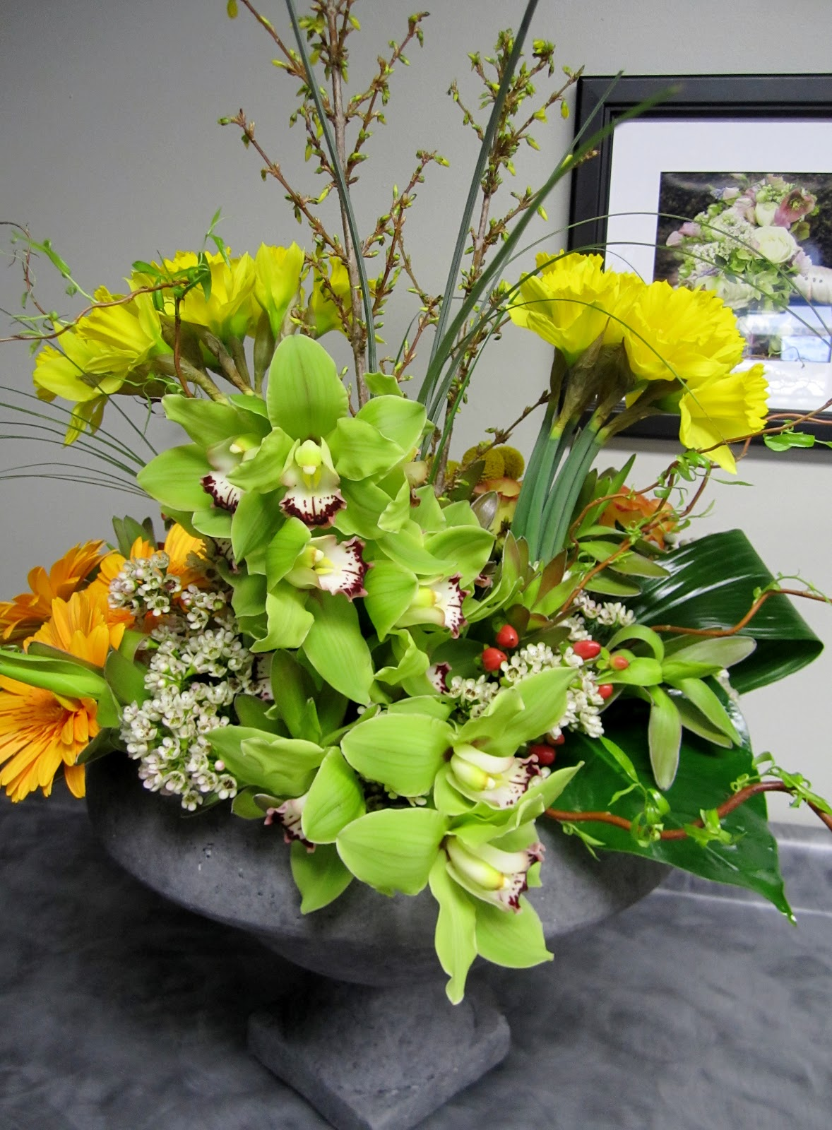 Jeff French Floral Event Design Funeral Flowers