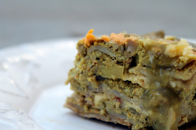 Vegan4One's King Ranch Casserole