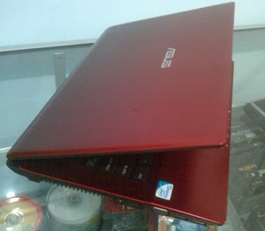 Jual Laptop Second ASUS A43S