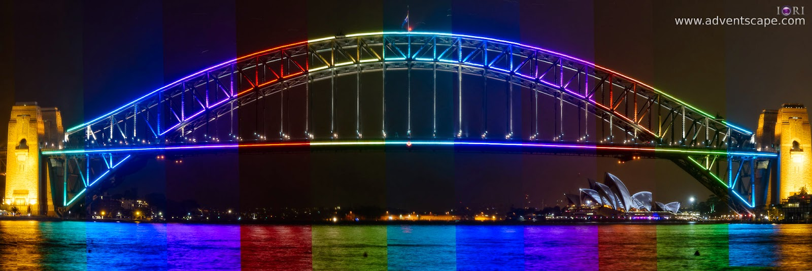 The wait for vivid sydney 2015 adventscape for Pool show 2015 sydney