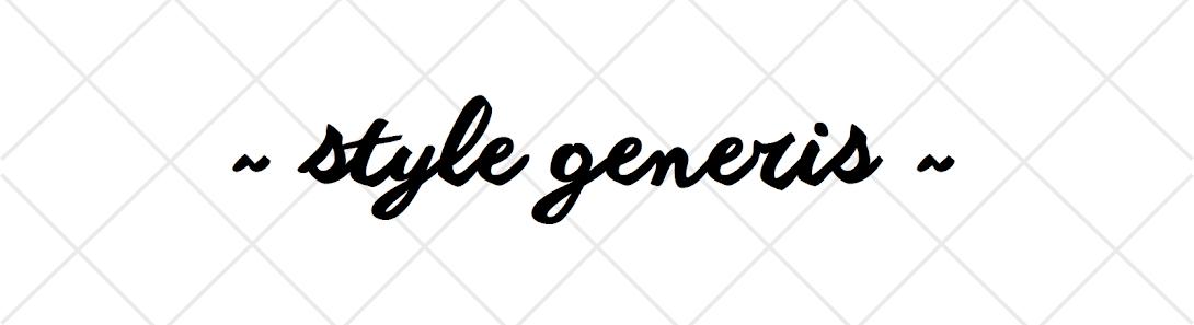 Style Generis