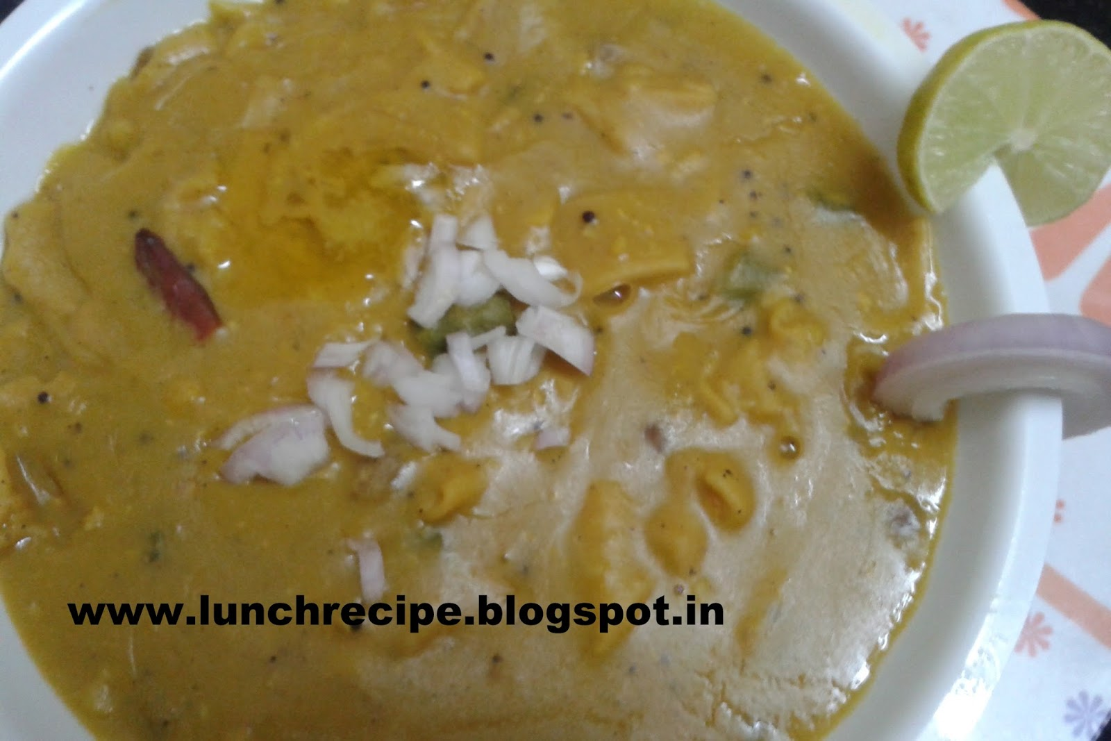 How to make Dal Dhokli Recipe | दाल ढोकली - Dal Dhokli - Pulse Dhokli