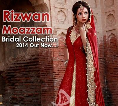 Rizwan Mouzzam Bridal Dresses