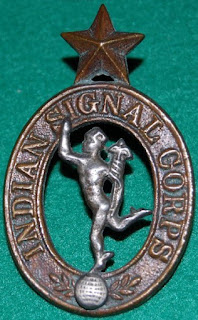 Army Signal Corps Badge