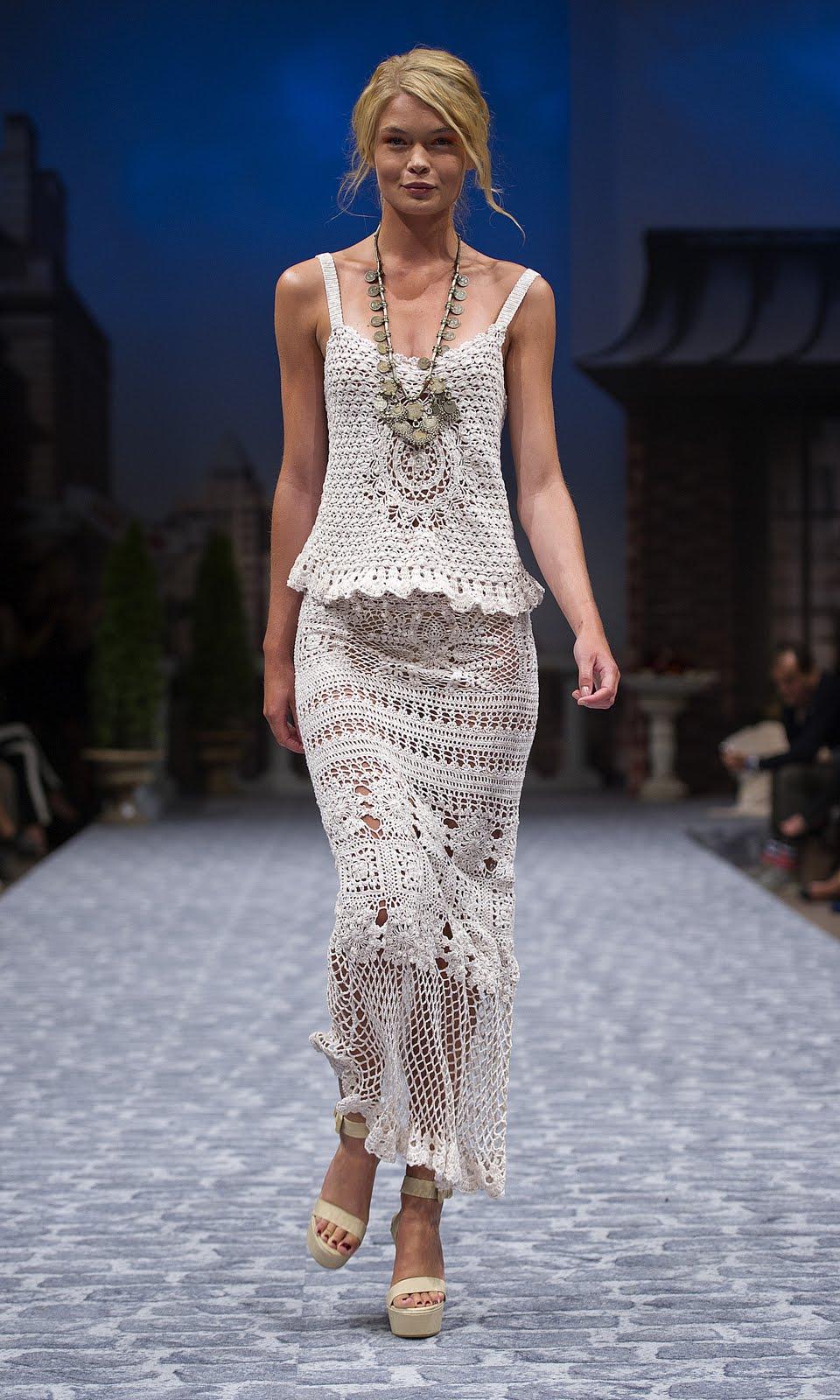 Вязание крючком фото модное 74