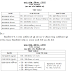 BAOU B.Ed., Sp.B.Ed Exam Time Table & Center List December 2015