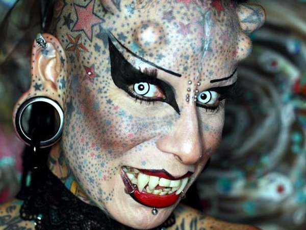 Vampire Woman Maria Jose Cristerna